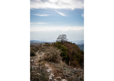 Hike in Gjirokaster, Albania