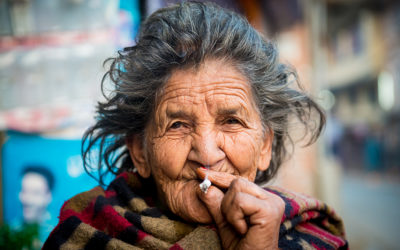 A Nepalese Woman
