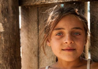Girl from Romania