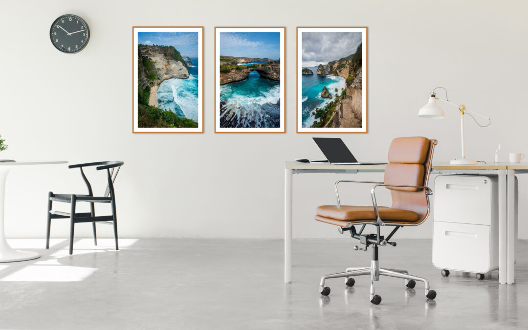 5 x Photoprints for an Inspiring Home Office